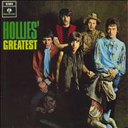 Click here for more info about 'The Hollies - Hollies' Greatest - 1st - EX'