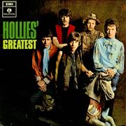 Click here for more info about 'Hollies' Greatest - EMI'