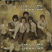 Click here for more info about 'Hollies Sing Hollies - 1st - EX'