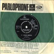 "The Hollies If I Needed Someone UK 7"" vinyl"