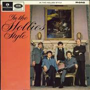Click here for more info about 'The Hollies - In The Hollies Style - 1st - VG'