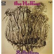 The Hollies Reflection UK vinyl LP