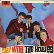 Click here for more info about 'The Hollies - Stay With The Hollies - 2nd - EX/VG+'