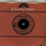 "The Hollies The Air That I Breathe UK 7"" vinyl"