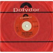 """The Hollies The Air That I Breathe Austria 7"""" vinyl"""