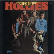 Click here for more info about 'The Hollies - The Best Of The Hollies - Red Vinyl'