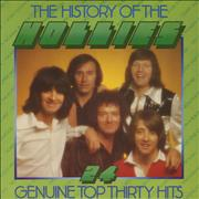 The Hollies The History Of The Hollies - Factory Sample UK 2-LP vinyl set