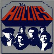 Click here for more info about 'The Hollies + Ticket Stub & Flyer'