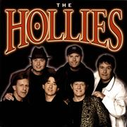 The Hollies The Hollies + Ticket Stub UK tour programme