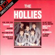 The Hollies The Hollies UK CD album