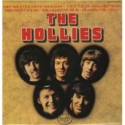 The Hollies The Hollies UK vinyl LP