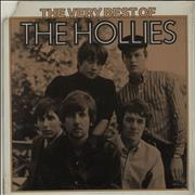 The Hollies The Very Best Of The Hollies USA vinyl LP