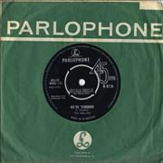 "The Hollies We're Through UK 7"" vinyl"