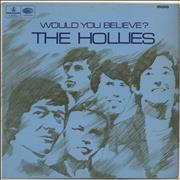 Click here for more info about 'The Hollies - Would You Believe - 1st - VG'