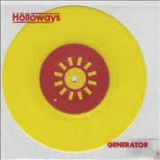 Click here for more info about 'The Holloways - Generator (2006 issue) - Yellow Vinyl'