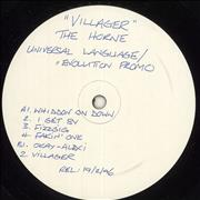 Click here for more info about 'The Horn - The Villager - Promo'