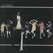 The Horrors Death At The Chapel UK CD-R acetate Promo