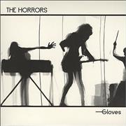 "The Horrors Gloves UK 7"" vinyl"