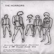 Click here for more info about 'The Horrors - Horror Asparagus Stories + Fanzine'