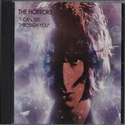 Click here for more info about 'The Horrors - I Can See Through You'