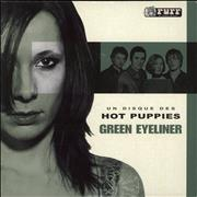 Click here for more info about 'The Hot Puppies - Green Eyeliner'