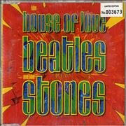 Click here for more info about 'The House Of Love - Beatles And The Stones - Numbered'