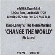 Click here for more info about 'The Housemartins - Change The World'
