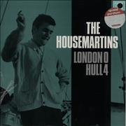 Click here for more info about 'The Housemartins - London 0 Hull 4 - Sealed'