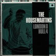 Click here for more info about 'The Housemartins - London 0 Hull 4 - White Label - Proof Sleeve'
