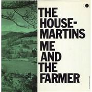 "The Housemartins Me And The Farmer UK 12"" vinyl"