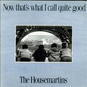 The Housemartins Now That's What I Call Quite Good UK 2-LP vinyl set