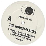 Click here for more info about 'The Housemartins - There Is Always Something There To Remind Me'