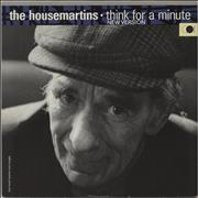 Click here for more info about 'The Housemartins - Think For A Minute'