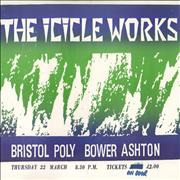 Click here for more info about 'The Icicle Works - Bristol Poly Bower Ashton 22nd March'