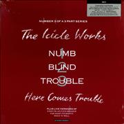 Click here for more info about 'The Icicle Works - Here Comes Trouble - Box'