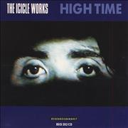 Click here for more info about 'The Icicle Works - High Time'