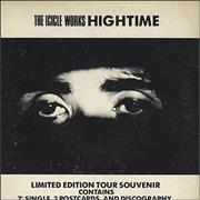 Click here for more info about 'The Icicle Works - Hightime'
