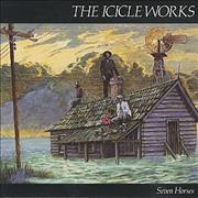 Click here for more info about 'The Icicle Works - Seven Horses - Double Pack'