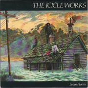 Click here for more info about 'The Icicle Works - Seven Horses'