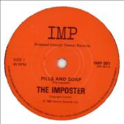 Click here for more info about 'The Imposter - Pills And Soap'