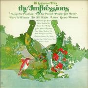 Click here for more info about 'The Impressions - 16 Greatest Hits'