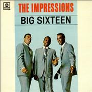 Click here for more info about 'The Impressions - Big Sixteen'