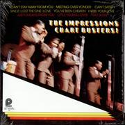 Click here for more info about 'The Impressions - Chartbusters'
