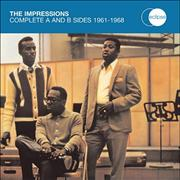 Click here for more info about 'The Impressions - Complete A And B Sides 1961-1968'