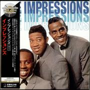 Click here for more info about 'The Impressions - The Impressions Paper Sleeve Collection'