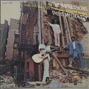 Click here for more info about 'The Impressions - This Is My Country'