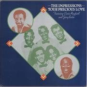 Click here for more info about 'The Impressions - Your Precious Love'