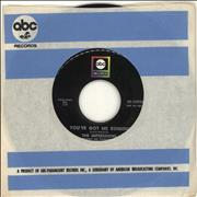 Click here for more info about 'The Impressions - You've Got Me Runnin''