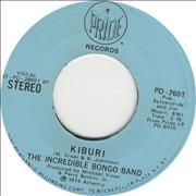 Click here for more info about 'The Incredible Bongo Band - Kiburi'