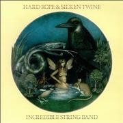 Click here for more info about 'The Incredible String Band - Hard Rope & Silken Twine + lyric inner'